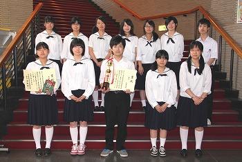 八戸東高等学校制服画像